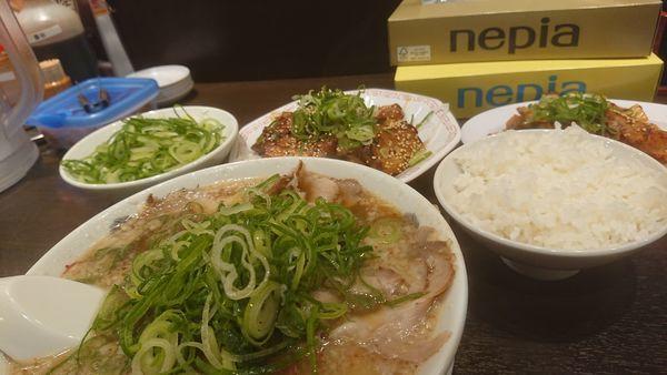 「チャーシュー麺」@ラーメン 来来亭 東松山店の写真