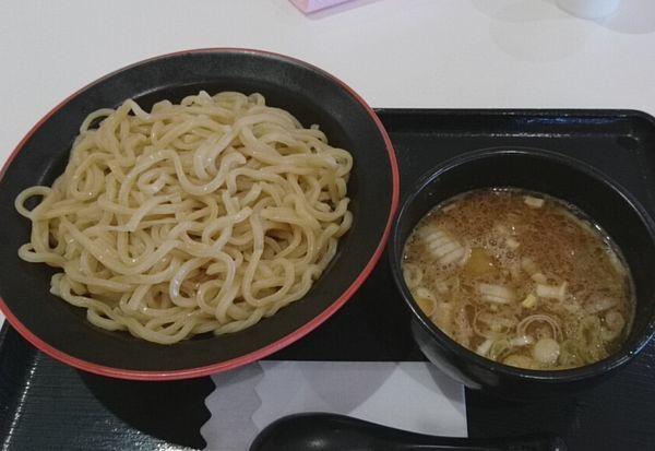 「魚介豚骨つけ麺 かけ」@つけ麺 豚丼 徳の写真