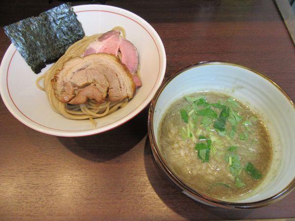 「限定 濃厚つけ麺(950円)」@零一弐三の写真