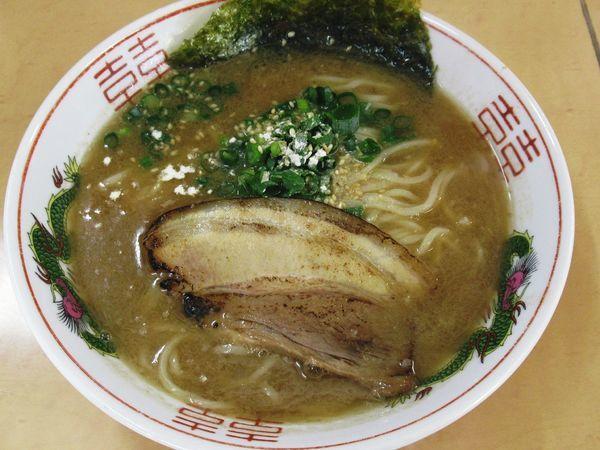 「らー麺(600円)」@お食事 三男坊 池田店の写真