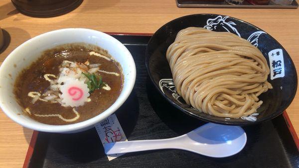 「カレーつけ麺 大盛」@松戸富田製麺 ららぽーとTOKYO-BAY店の写真