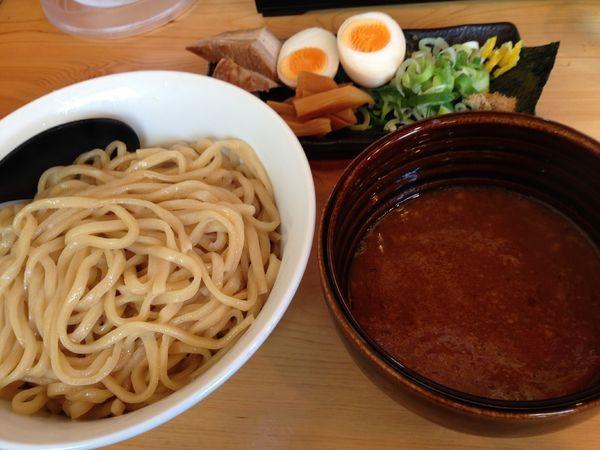 「つけ麺400g」@つけめん ラーメン春樹 経堂の写真