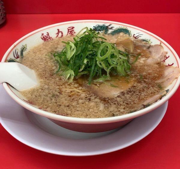 「特製醤油ラーメン」@ラーメン魁力屋 東千葉店の写真