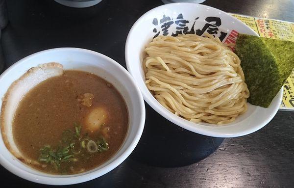 「特つけ麺 大盛」@つけ麺 津気屋 川口店の写真