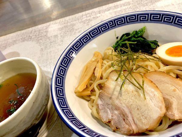 「大江戸つけ麺」@久屋の写真