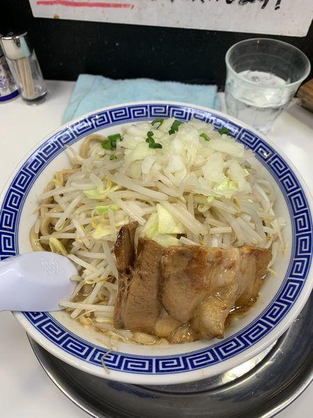「らーめん:700円」@らーめん 凌駕の写真
