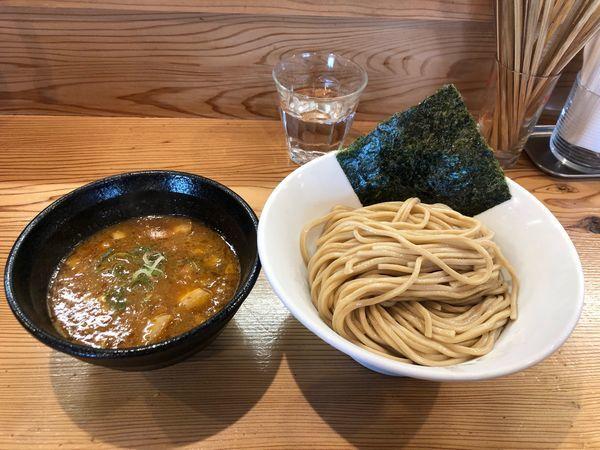 「海老つけ麺  800円」@らーめん いつ樹 本店の写真