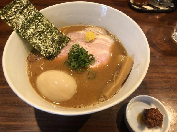 「GOTTSUらーめん(980円)」@RAMEN GOTTSUの写真