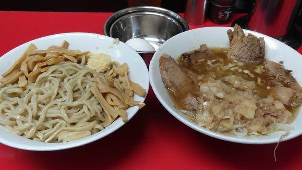 「つけ麺」@ラーメンハイキックの写真