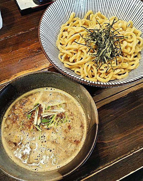 「つけ麺(ひやもり) 830円」@麺屋 やま昇の写真