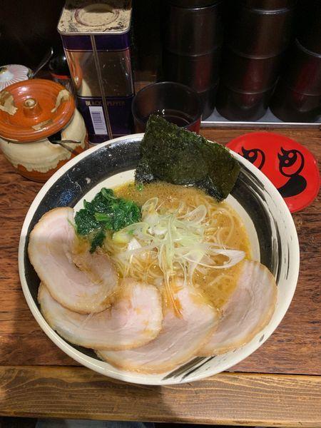 「チャーシュー麺」@ラーメン 山虎商店∞の写真