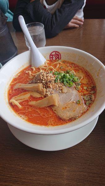 「担々麺」@珍来 柏藤ヶ谷店の写真