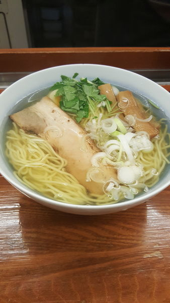 「和風柳麺」@麺屋ひょっとこの写真
