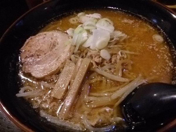 「味噌ラーメン」@麺屋 和光の写真
