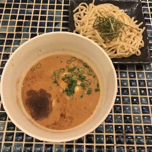 「濃厚胡麻つけ麺(並)(¥680)※」@立吉餃子 青山店の写真