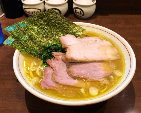 「チャーシューめん(もも肉)」@らーめん飛粋の写真