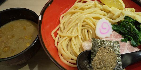 「つけ麺」@東京ラーメン いな世の写真