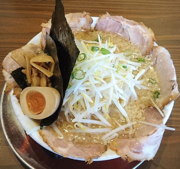 「ちゃーしゅうめん」@和風とんこつラーメン 武蓮 東御インター店の写真