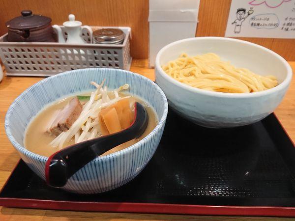「味噌つけ麺」@味噌麺処 花道の写真