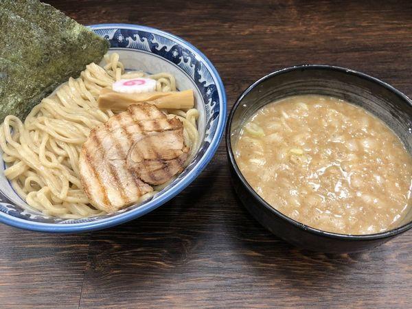 「魚介つけ麺」@麺屋 武士道 都立大学店の写真