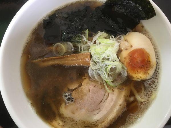 「お魚ラーメン 800円」@麺屋ふたばの写真