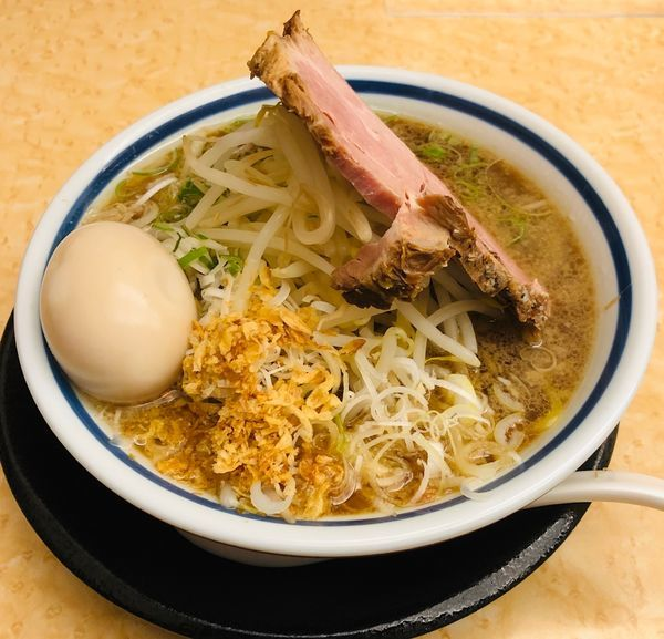 「醤油(¥1296)+玉子(¥108)」@神名備の写真
