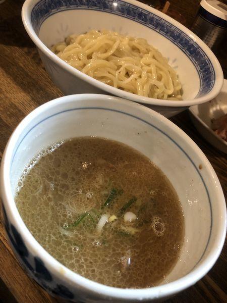 「つけ麺&チャー皿&エビスビール」@燦燦斗の写真