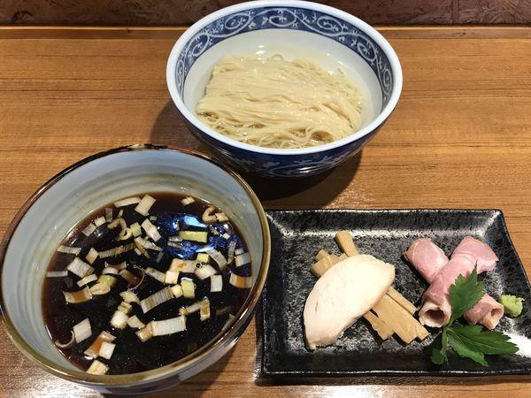 「川越醤油のつけ麺 昆布水ver ¥980」@寿製麺よしかわ 川越店の写真