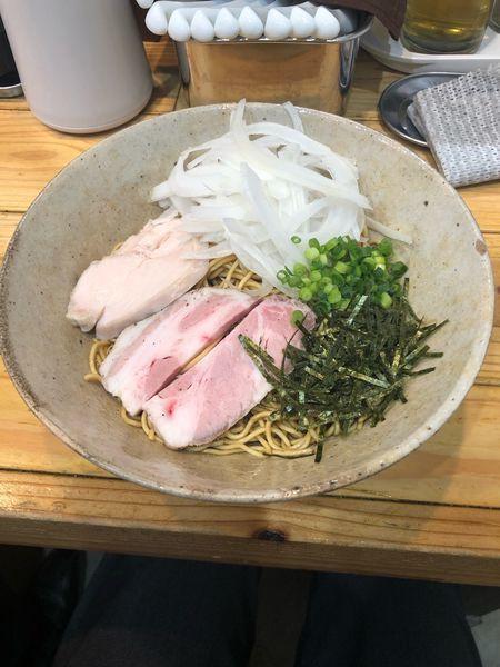 「煮干油そば」@DAIKUMAの写真