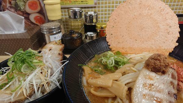 「海老味噌らーめん」@味噌屋蔵之介 東松山店の写真