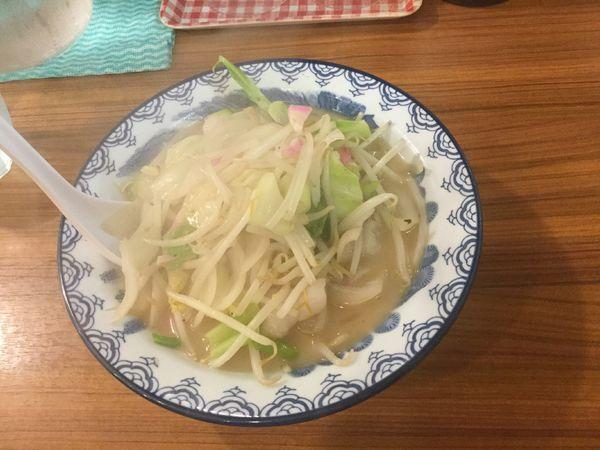 「ちゃんぽん(¥830)」@井手ちゃんぽん 名古屋伏見店の写真