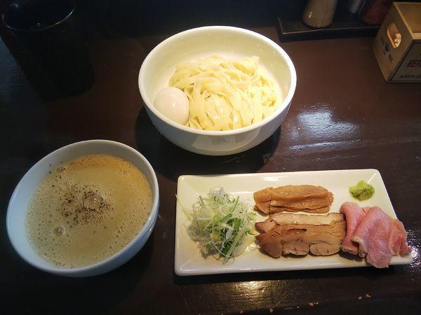 「特製つけ麺」@麺屋三一五の写真