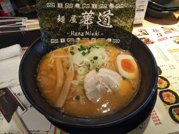 「ラーメン 味噌」@麺屋 華道の写真