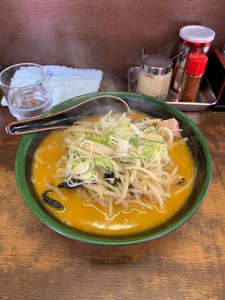 「味噌じゃんめん大盛」@北海道ラーメン コシ屋 西川口店の写真