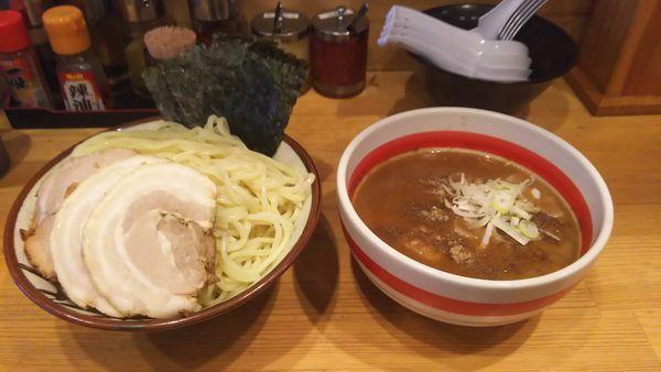 「特製濃厚つけ麺」@富士見大勝軒の写真