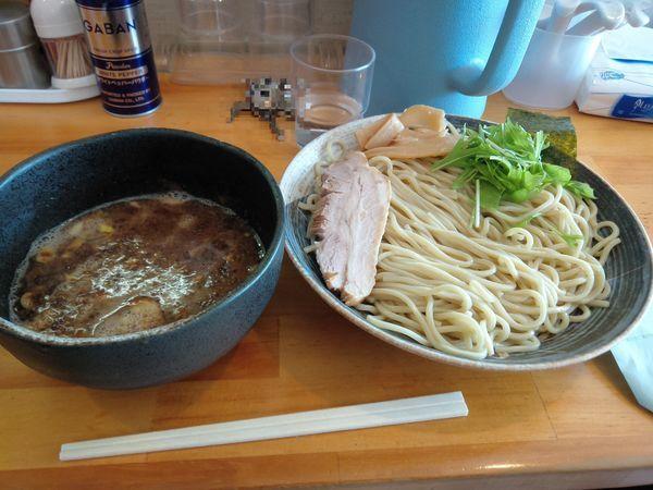 「魚介豚骨つけ麺830円」@麺屋 くおんの写真
