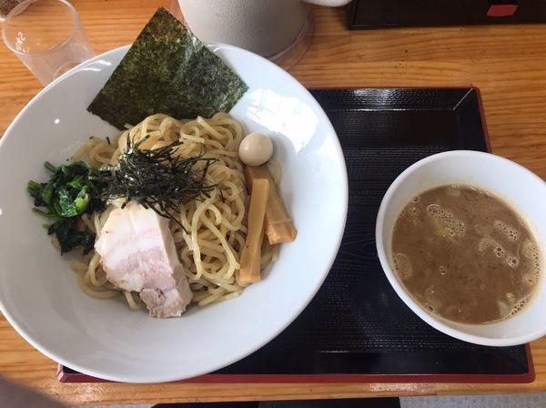 「つけ麺 大盛り」@我流麺家~JIN~の写真