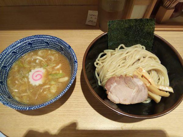 「つけめん小盛(¥630)」@舎鈴 新宿西口店の写真