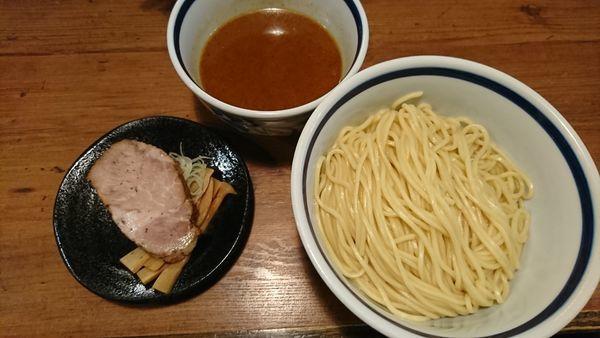 「カレーつけめん 760円」@中華そば 志の田の写真