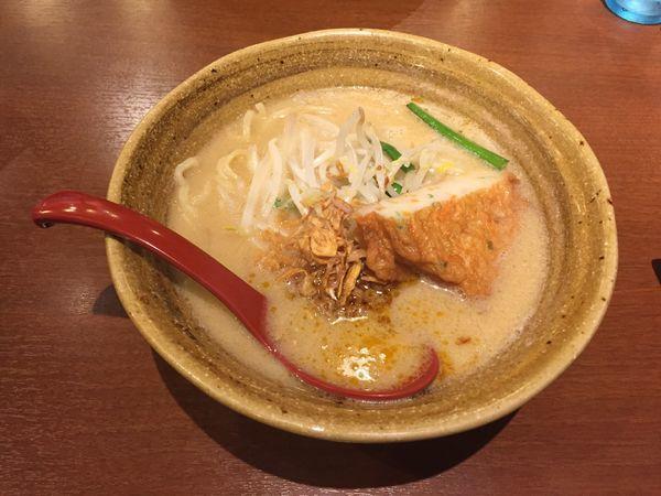 「九州麦味噌 らーめん」@麺場 田所商店 小田原店の写真