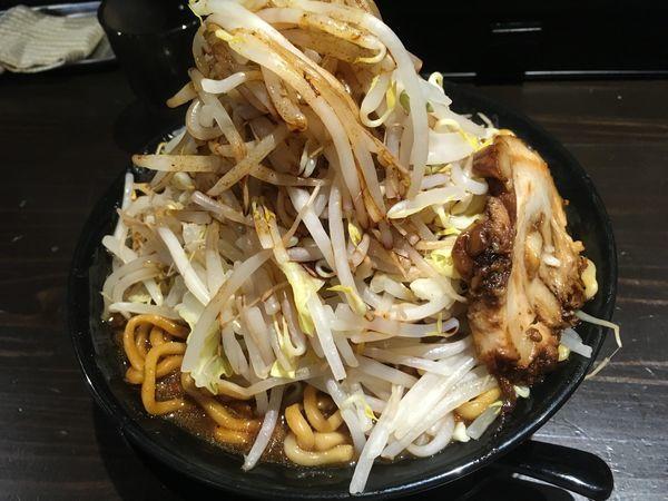 「カネシ醤油ラーメン」@麺や 久の写真