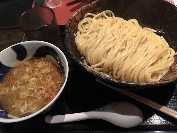 「つけめん ゆず風味」@三ツ矢堂製麺 大森店の写真