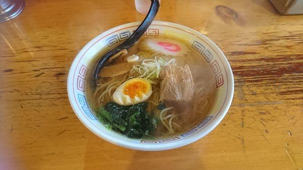 「東京ラーメン」@味の味噌一の写真