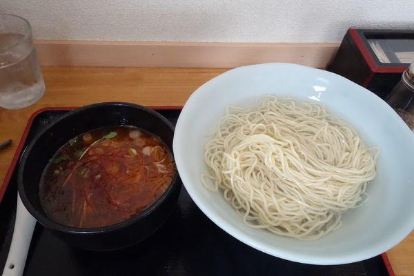 「旨辛つけ麺」@中華そば 八縁の写真