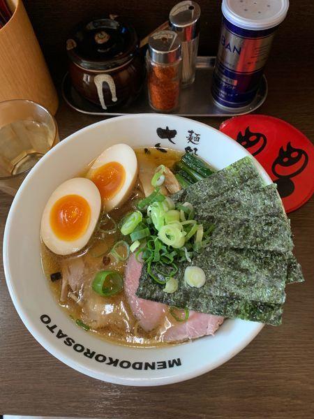 「豊魚鶏だし醤油ラーメン」@麺処 さとうの写真