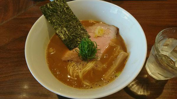 「らーめん_780円」@RAMEN GOTTSUの写真