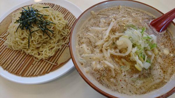 「みそつけ麺(690円)」@中華 ひのまるの写真