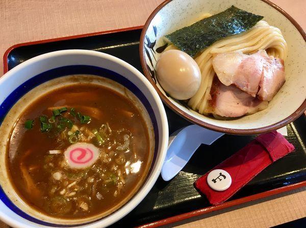 「味玉つけ麺」@大勝軒てつの写真