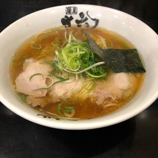 「秋刀魚醤油」@麺屋 丈六の写真