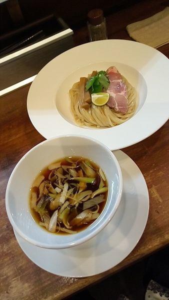 「つけ麺850円」@麺や維新の写真